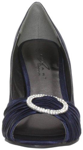 Lunar Occasion Special Heel FLV132 Navy Women's 4xwH4qrU