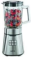 AEG PerfectMix 1,4 PS Hochleistungs-Standmixer PremiumLine 7Series SB 14PS...