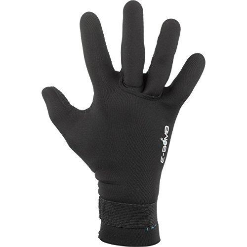 (Rip Curl E-Bomb Stitch LS Glove Wetsuit, Small/2mm, Black)