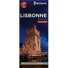 Lisbonne - Plan de ville plastifié