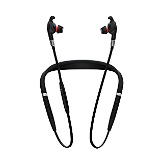 Jabra Evolve 75e UC Bluetooth in-Ear Noise-Cancelling Earbuds with Mic - Retail Packaging - Black (B07CBPVXZH) | Amazon price tracker / tracking, Amazon price history charts, Amazon price watches, Amazon price drop alerts