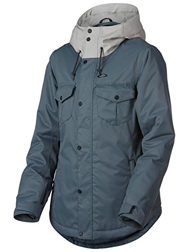 Oakley Charlie Bzi 2.0 Jacket, Dark Slate, - Oakley Store Us