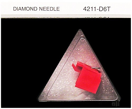 Durpower Phonograph Record Player Turntable Needle For PANASONIC EPS-43STSD, PANASONIC EPS-75STHSD,PHILIPS, GP-780, PIONEER (240 Record)