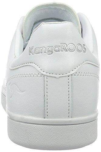 Basses x K Kangaroos Blanc Baskets Homme white Fg class qSqdX