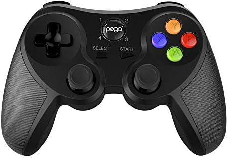 Akaddy Ipega PG-9078 Controlador de Juegos Bluetooth Gamepad inalámbrico para PC con Android iOS, teléfono Inteligente/Tableta/Smart TV, decodificador/PC Conexión con Cable de computadora: Amazon.es: Hogar