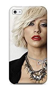 Jimmy E Aguirre's Shop Iphone 5c Well-designed Hard Case Cover Christina Aguilera Protector 5178058K89622916