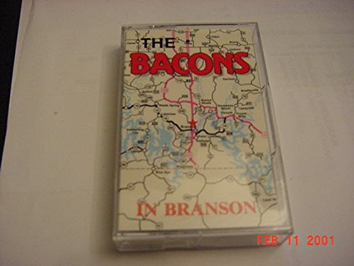 Audio Music Cassette Tape Of THE BACONS IN BRANSON, A Christian - Stores Branson In Mo