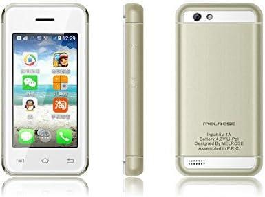 Sudroid Mini Unlocked Smartphone Android 4.0.4 Dual SIM Dual Core Waterproof Dustproof Shockproof 2.45