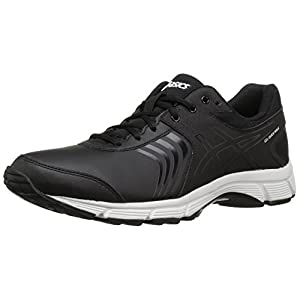 ASICS Women's Gel-Quickwalk 3 SL Walking Shoe, Black/Onyx/White, 7.5 M US