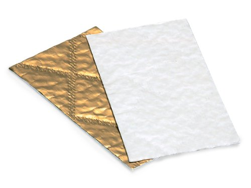 Candy Pads - Candy Pads 4 - 7/8x2 - 5/8'' Gold 3 Ply - (2 Packs; 200 Per Pack) - WRAPS-SLB14P by Miller Supply Inc