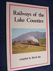 Railways of the Lake Counties (Dalesman pictorial histories)