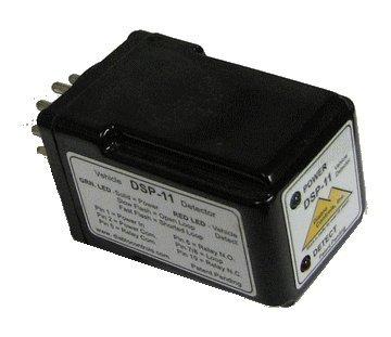 Apollo DSP11-LV Diablo Loop Detector (10-30 VAC/VDC Voltage - 1piece) detects vehicle presence