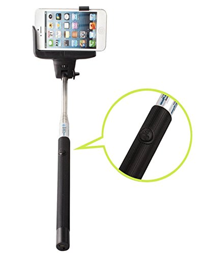 Polaroid Extendable Bluetooth Monopod Selfie