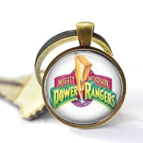 power rangers keys silver - 3