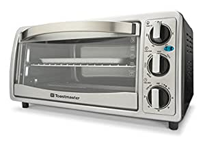 Toastmaster Stainless Steel Toaster Oven, 18 L