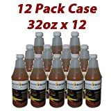 IntegriBOOST Diesel Fuel Additive & Cetane Boost – 32oz x 12 Pack Case - Treats up to 1200 gallons
