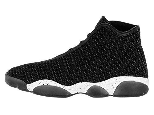 Nike Jordan Horizon, Zapatillas de Baloncesto para Hombre Negro