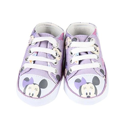 Disney Winnie the Pooh-zapatillas para niña, color rosa
