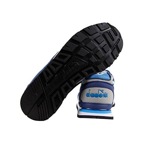 Diadora Mens N92 Scarpa Da Skate Blu Aster / Estate Blu