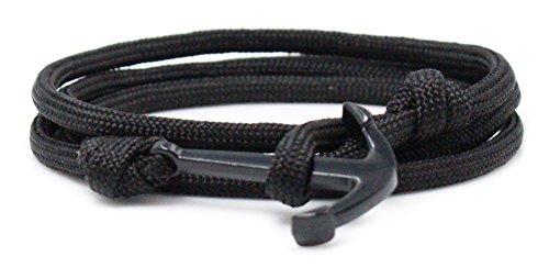 Golastartery Anchor Bangle Multilayer Bracelet
