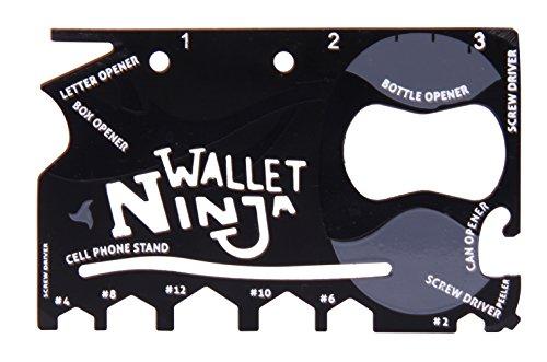Novelty Wallet Ninja Pocket Thumbsup