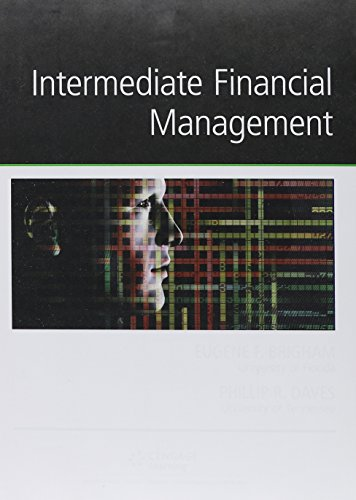 Bundle: Intermediate Financial Management, 12th + LMS Integrated MindTap Finance, 1 term (6 months) Printed Access Card