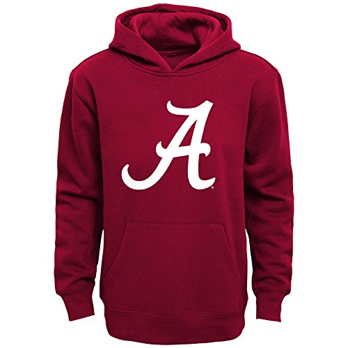 Ncaa Alabama Fleece Hoodie - NCAA by Outerstuff NCAA Alabama Crimson Tide Kids