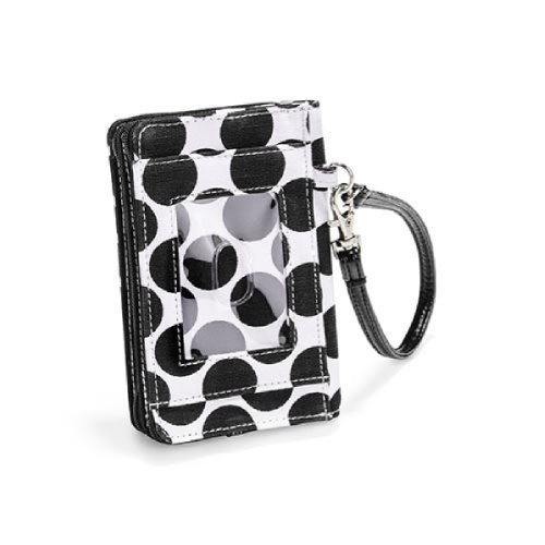 Thirty One Every-Day Wristlet in Spotty - No Monogram - 4295