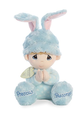 Aurora World Precious Moments Soft Toy Doll, Blue from Aurora