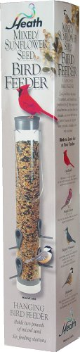 Heath Outdoor Products 394 Colorful Surroundings Mixed See Feeder, Large