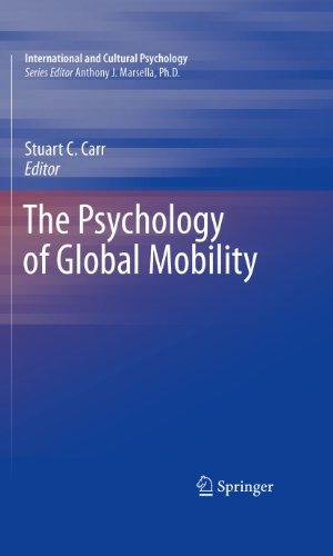 Download The Psychology of Global Mobility (International and Cultural Psychology) Pdf