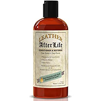Amazon Com Leather Afterlife Leather Conditioner