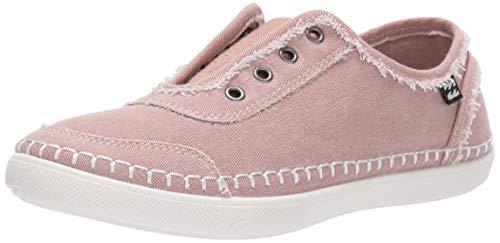 Billabong Women's Cruiser Sneaker, Barely Pink, 8H Medium US