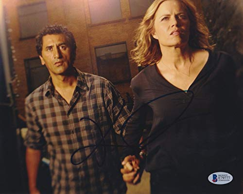 Kim Dickens Autographed Signed 8x10 Photo Fear Walking Dead Beckett Authentic Signature Coa A -