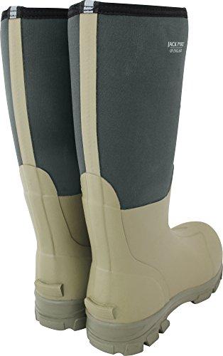 Wellington Ashcombe Jack JBOOWASHNEO Pyke Boots Neoprene qU0E8BwF