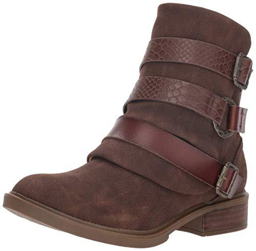 Blowfish Women's Vado Ankle Boot, Tobacco, 8.5 Medium US