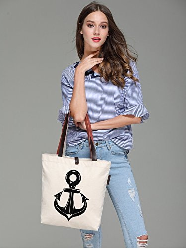 So'each Borsa da spiaggia, Natural Color (beige) - HB-UK-ODI-B-26