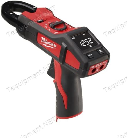 Milwaukee 2238-20 M12 Clamp Gun HVAC Clamp, Tool Only