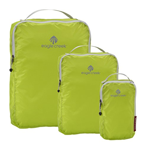Eagle Creek Pack It Specter Cube Set , Strobe Green, 3pc Set
