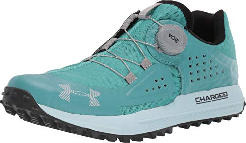 - Under Armour Women's UA Syncline Azure Teal/Fuse Teal/Mod Gray 8 B US