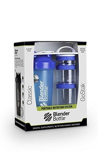 BlenderBottle Combo-Pack With Loop: (1) 28 Oz...