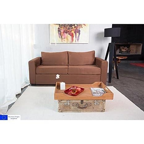 Générique Presto sofá Vertical Convertible - 3 plazas -188 X ...