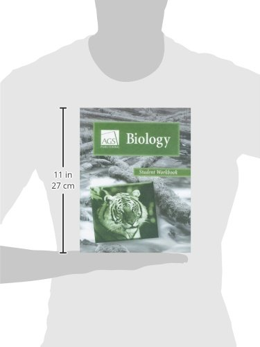 Biology, Student Workbook by Brand: AGS Secondary (Image #1)