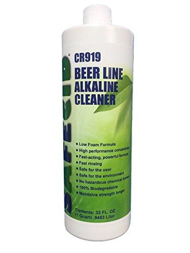 Beer Line Alkaline Cleaner by SAFECID