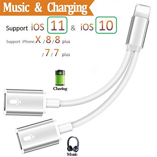 Lightning Adapter Plus Dual Headphone Converter product image
