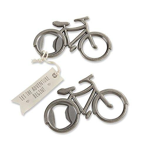 Kate Aspen Lets Go On An Adventure Bicycle Bottle Opener
