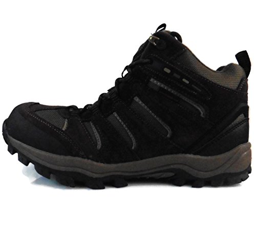 Khombu Men's Terrain Waterproof Hiker/Winter Boots Brown (Best Khombu Waterproof Hiking Boots)