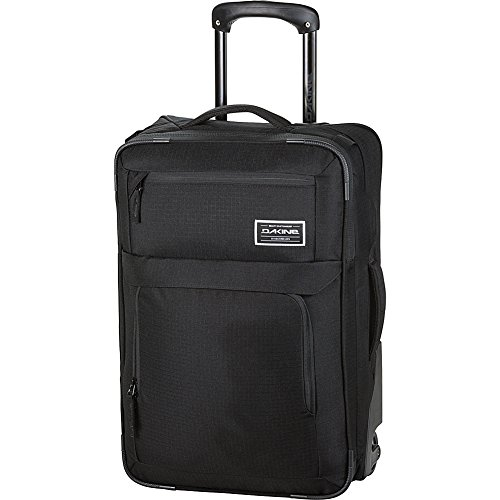 Dakine Carry On Roller, Black, (Dakine Luggage Split Roller)