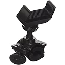 Drive Medical Cell Phone Mount for Power Scooters and Wheelchairs, Black