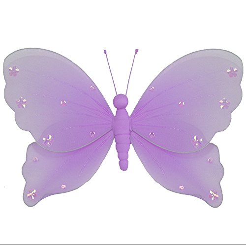 (Hanging Butterfly Large 13